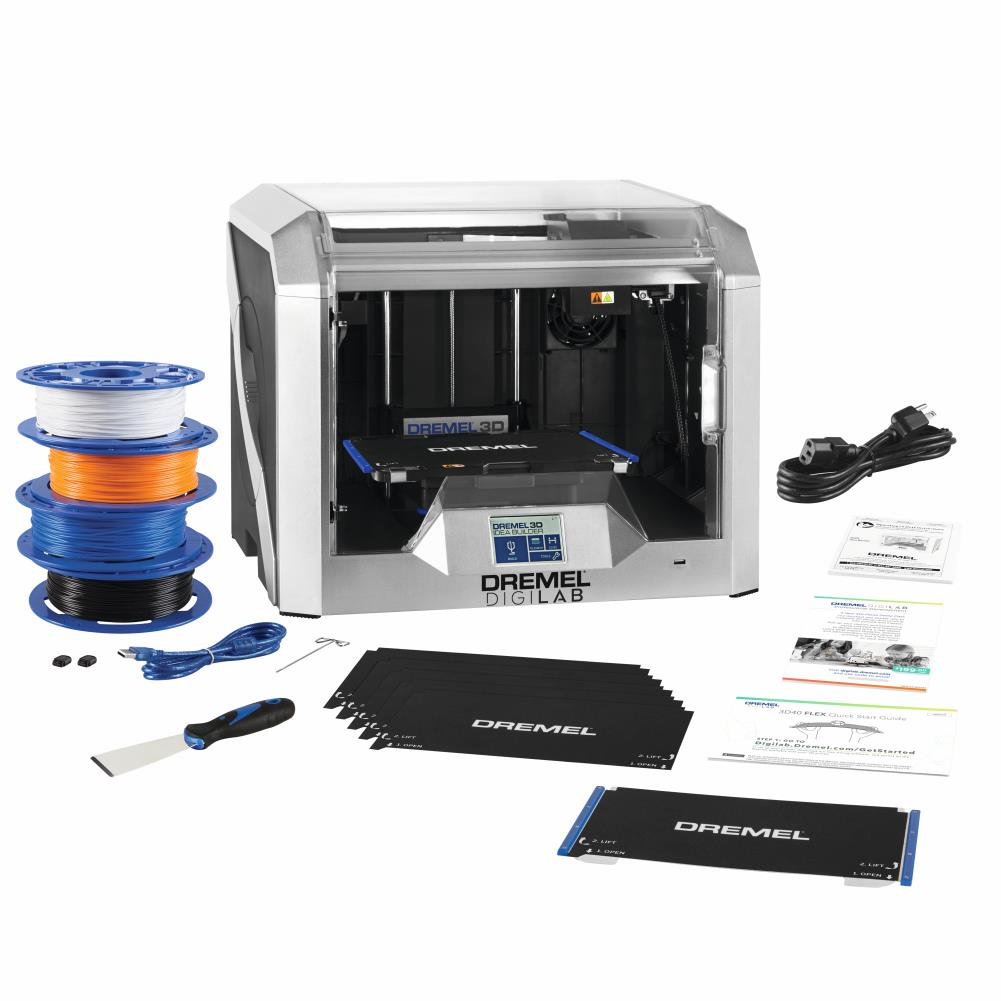Dremel Digilab 3D Printer   3D40-FLX-EDU